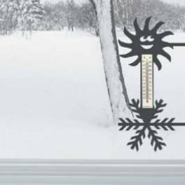 Термометры уличные